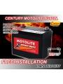 CENTURY MOTOLITE NS40ZL